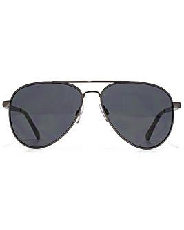 Ben Sherman Teardrop Aviator Sunglasses