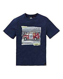 0009ff4959 Animal Boys Shredder T-Shirt