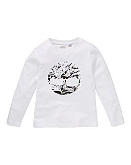 Timberland Boys Long Sleeve T-Shirt