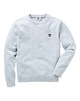 Timberland Boys Crew Neck Jumper