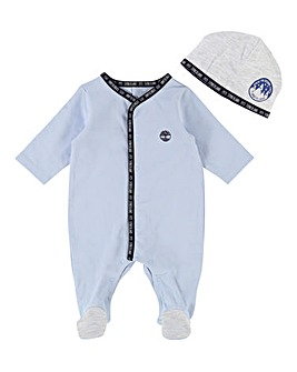 Timberland Sleepsuit Gift Box Set