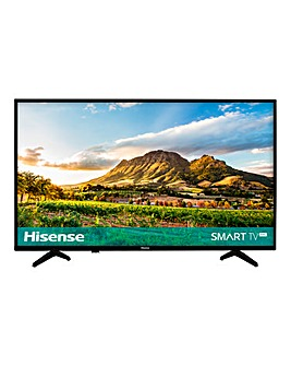 Hisense 49in 4K HDR Smart TV
