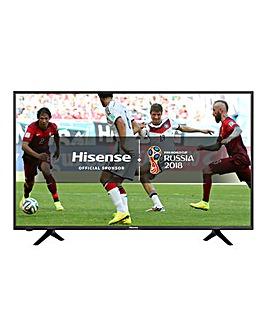 Hisense 65in 4K HDR Smart TV