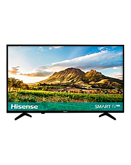 Hisense 65in 4K HDR Smart TV