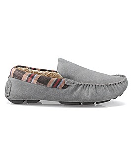 Hotter Recline Mens Slippers