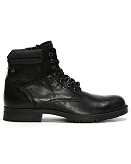 Jack & Jones Zachary Leather Boots