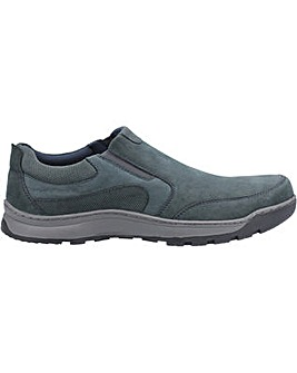 Hush Puppies Jasper Slip On Trainer