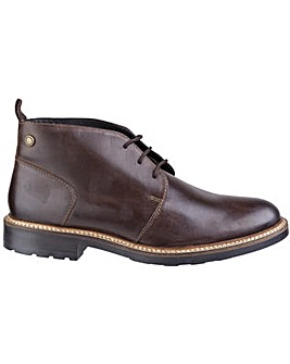 Base London Tully Pull Up Chukka Boot