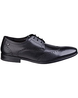 Base London Buckingham Wingtip Derby