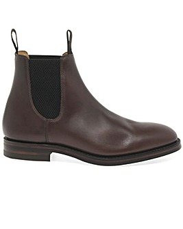 Loake Chatsworth Mens Wide Leather Boots