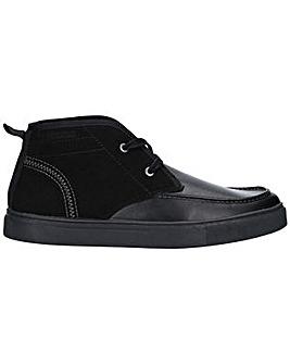 Lambretta Chukka Lace Ankle Boot