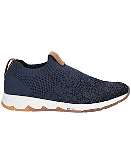Hush Puppies Field Sock Slip On Trainer