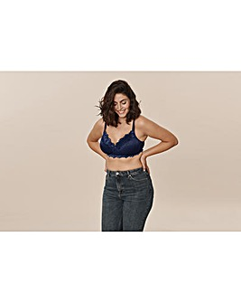 Naturana 5806 Soft Cup Mastectomy Bra With Padded Cups