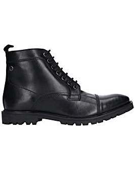 Base London Brigade Waxy Boot