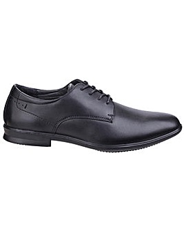 Hush Puppies Cale Oxford Plain Toe Shoe