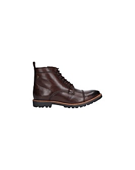 Base London Brigade Washed Boot
