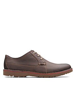 Clarks Vargo Plain Standard Fitting