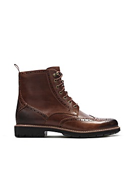 Clarks Batcombe Lord Standard Fitting