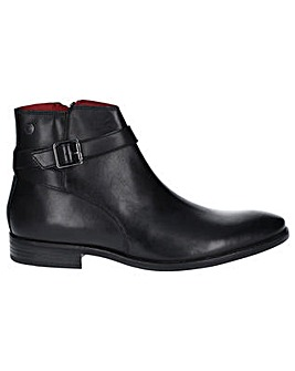 Base London Fern Waxy Boot