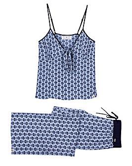Pretty You London EcoVero Cami Trouser Pyjama Set for Women