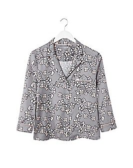 Pretty You London Mix and Match Floral Pyjama Shirt for Women