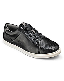 Capsule Active Lace up Trainers Extra Wide Fit