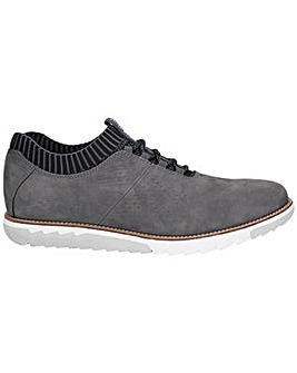 Hush Puppies Expert Knit Oxford Trainers