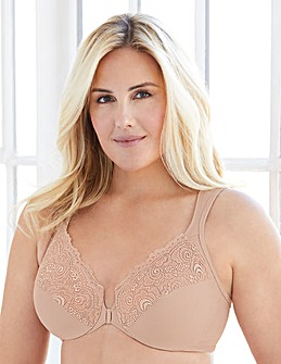 Glamorise 1245 Wonderwire Front Close Bra