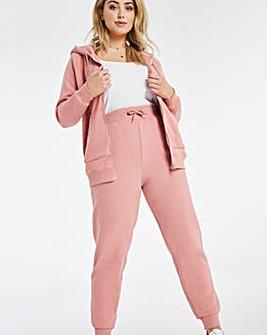 Pink Slim Jogger
