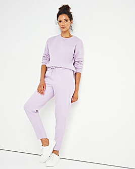 Lilac Plain Sweatshirt