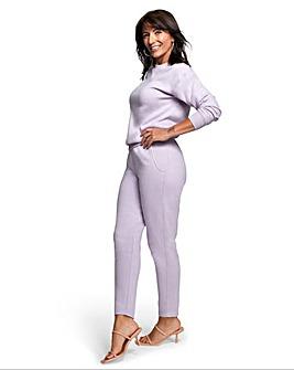 Lilac Slim Jogger