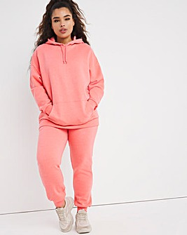 Oversized Coral Jogger