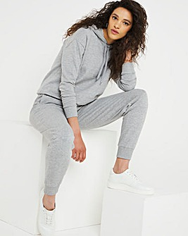 Grey Marl Slim Jogger
