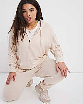 Oatmeal Soft Touch Hoodie