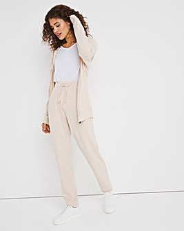 Oatmeal Soft Touch Jogger