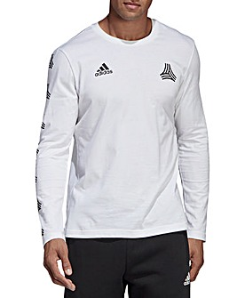 adidas Tango Long Sleeved T-Shirt