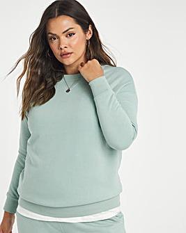 Sage Plain Sweatshirt