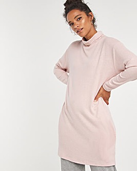 Soft Touch High Neck Tunic