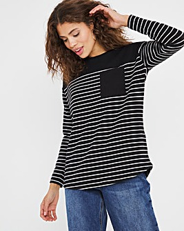 Soft Touch Long Sleeve Top