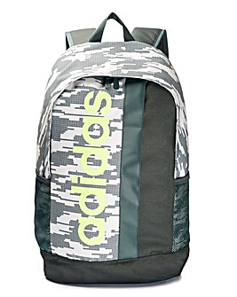 adidas Linear Printed Backpack