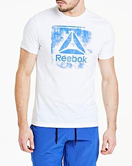 Reebok Stamped Logo T-Shirt