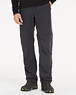 Regatta Leesville Zip Off Trousers 32in
