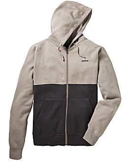 Mitre Colour Block Hoody Regular
