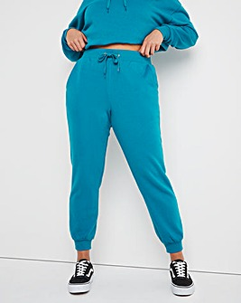 Oversized Teal Jogger