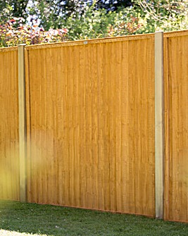 Forest Closeboard Fence Panels Pack 5