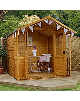 Mercia Traditional 7x7 Summerhouse