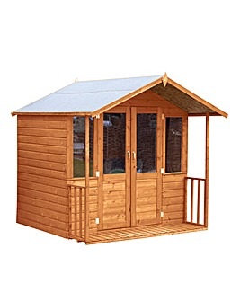 Mercia Traditional 7x7 Summerhouse
