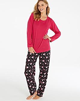 Pretty Secrets Long Sleeve Pyjama Set