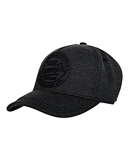 Superdry Black Ticket Type Cap