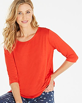 Pretty Secrets Soft Touch 3/4 Sleeve T Shirt